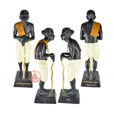 LP Kloy HoonPaYong Statue 12 inches (B.E 2557) White Pant Make 199 pcs S/n:157