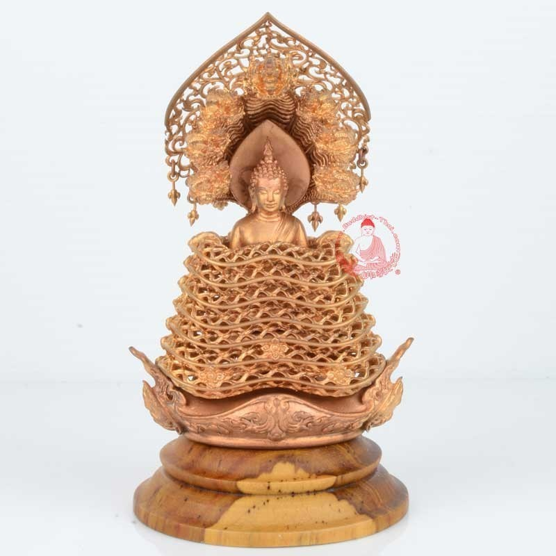 S/n:23, Buddha Muchalinda Rakthanatawee BE 2557 Committee Version Made 96 pcs