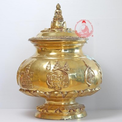 Phra Kring ButNumBoon, LP Kloy (B.E 2556) Used on Ceremony Day