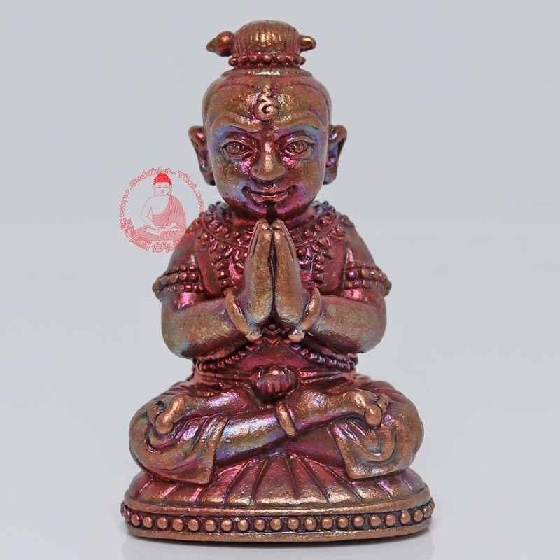S/n:28 KuManTong Loop Ajahn Subin (B.E 2556) Special Version Set