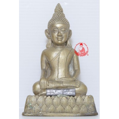 ChaoKohYod Statue 2559 Ajahn Klang Saeng & Others 18 Monks Chanted