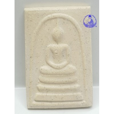 Wat RaKHang Phra Somdej 2537 Holy Powder with Temple Stamp