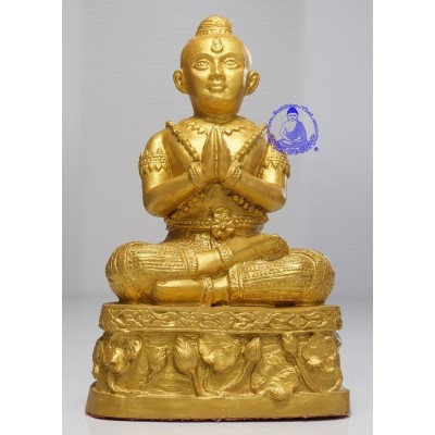 1st Batch KuManThong 3 Inches Statue Bless by LP Sakorn (B.E 2549) Wat Nong Krub